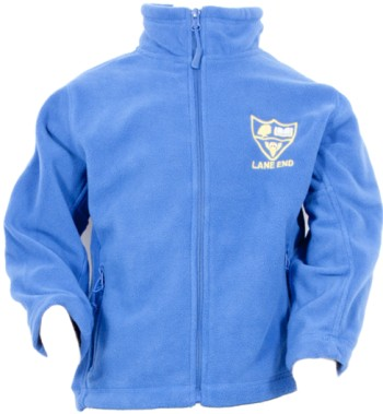 lane end school fleece