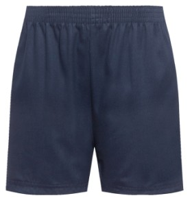 lane end school p.e. shorts