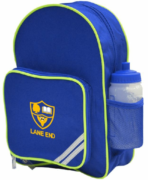 lane end school standard rucksack