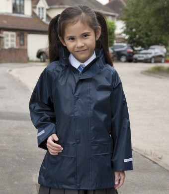 childrens waterproof jacket